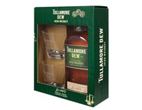 Tullamore Dew whisky 40% 1x700 ml + 2 poháre