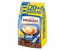 Mokate XXL Classic 2v1 káva instantná (24x14 g) 1x336 g