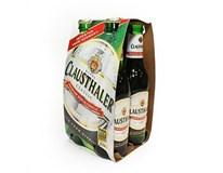 Clausthaler pivo classic nealkoholické 4x330 ml pack