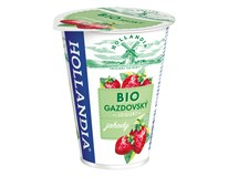 Hollandia Gazdovský jogurt jahoda BIO chlad. 1x180 g