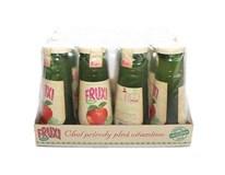 Fruxi fresh 100% šťava jablko 12x250 ml SKLO