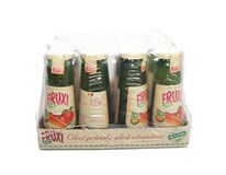 Fruxi fresh 100% šťava jablko a mrkva 12x250 ml  SKLO