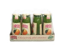 Fruxi fresh 100% šťava pomaranč 12x250 ml SKLO