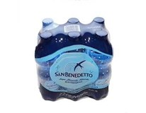 San Benedetto minerálna voda sýtená 6x500 ml PET