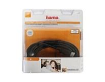 Kábel HDMI vidlica 1*, 5m HAMA 1ks