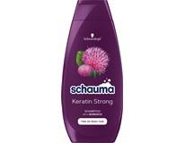 Schauma Keratin Strong šampón na vlasy 1x400 ml