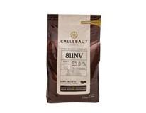 Callebaut horká čokoláda polevová 54,5% 1x2,5 kg