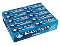 Winterfresh žuvačky dražé 30x14 g