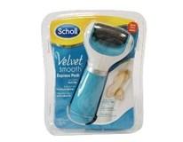 Scholl Velvet smooth elektrický pilník na chodidlá 1x1 ks