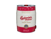 Budvar pivo 12% 1x5 l súdok