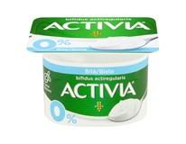 Danone Activia Jogurt biely 0% tuku chlad. 8x120 g
