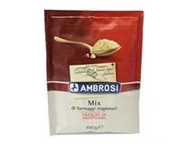 Ambrosi Mix talianskych syrov strúhaný chlad. 1x100 g