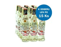 St. Nicolaus Vodka Extra Fine cranberry/brusnica 38% 1x200ml (min. obj. 15 ks)