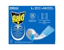 Raid elektrický suchý vankúš 1+10 ks
