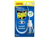 Raid elektr.tekutá náhradná náplň 45 nocí 1x27 ml