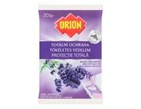 Orion guličky na mole levanduľa 1x20 ks