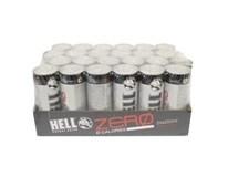 Hell zero energetický nápoj 24x250 ml PLECH