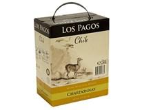 Los Pagos Chardonnay 1x3 l bag in box