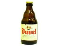 Duvel pivo 1x330 ml SKLO