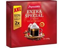 BOP Extra špeciál káva mletá 2x250 g
