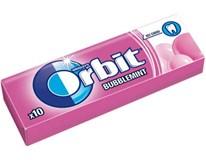 Orbit žuvačky bubblemint dražé 30x14 g