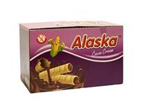 Alaska kukuričné trubičky s kakaovým krémom 48x18 g