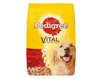 Pedigree Vital Adult s hovädzím a hydinovým mäsom granule 1x8,4 kg