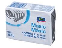 ARO Maslo 82% chlad. 40x250 g kartón