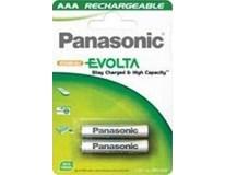 Batérie nabíjacie 750 P-03E AAA Panasonic Evolta 2ks