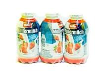 Müllermilch Mliečny nápoj jahoda 1,4% chlad. 3x400 g