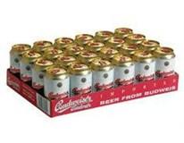 Budvar pivo 12% 24x330 PLECH