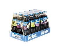Relax nektár čierna ríbezľa 15x200 ml SKLO