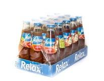 Relax nektár jahoda 15x200 ml SKLO