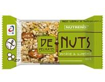 De Nuts tyčinky pistácie a slnečnica 7x35 g