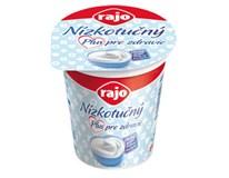 Rajo Nízkotučný jogurt biely 0,1% chlad. 1x330 g