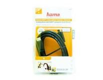 Kábel HDMI vidlica-vidlica 1*,3m HAMA 1ks