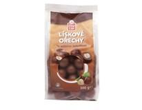 Fine Life Lieskové orechy v mliečnej čokoláde 1x300 g