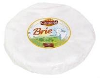 Cantorel Brie syr s bielou plesňou na povrchu 60% chlad. váž. cca 1kg