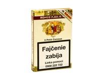 Romeo y Julieta Petit Coronas cigary42,3g 5ks