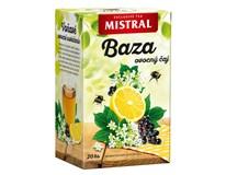 Mistral Baza ovocný čaj 3x40 g