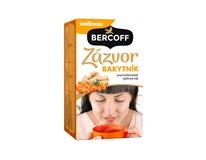 Bercoff Zázvor a rakytník wellness čaj 3x40 g