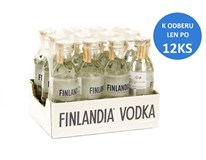 Finlandia 40% vodka 1x50 ml (min. obj. 12 ks)