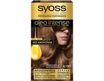 Syoss color oleo orieškovoplavý 6-80 farba na vlasy 1x1 ks