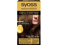 Syoss color oleo pôvabný hnedý 5-86 farba na vlasy 1x1 ks