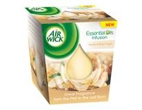 Air wick essential oils sviečka vanilkové pečivo 1x150 g