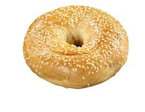 Bagel so sezamom mraz. 40x80 g