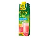 Happy Day džús červený grep 100% 12x1 l