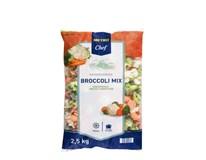 Metro Chef Brokolicová (Bretaňská) zmes mraz.1x2,5 kg