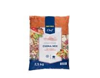Metro Chef Čínska zmes mraz. 1x2,5 kg