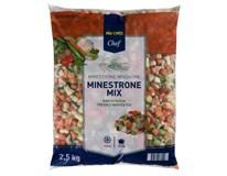 Metro Chef Minestrone zeleninová zmes mraz. 1x2,5 kg